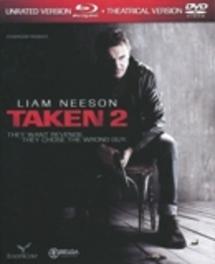 Taken 2, (Blu-Ray) CAST: LIAM NEESON, FAMKE JANSSEN MOVIE, Blu-Ray