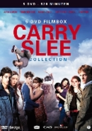 Carry Slee collection, (DVD) AFBLIJVEN/ TIMBOEKTOE/ RADELOOS/ LOVER OF LOSER/ RAZEND MOVIE, DVDNL
