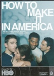 How to make it in America - Seizoen 1, (DVD) .. S1 / BILINGUAL /CAST: BRYAN GREENBERG, LAKE BELL TV SERIES, DVD