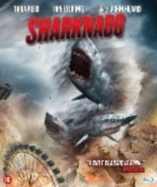 Sharknado, (Blu-Ray) W/ IAN ZIERING, TARA REID, JOHN HEARD MOVIE, Blu-Ray