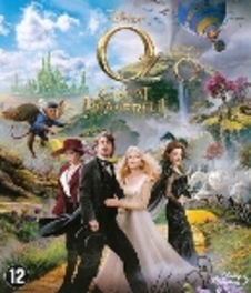 Oz the great and powerful, (Blu-Ray) BILINGUAL // W/ JAMES FRANCO, MILA KUNIS MOVIE, BLURAY