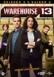 Warehouse 13 seizoen 03
