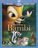 Bambi, (Blu-Ray) BILINGUAL - COMBO PACK INCL.DVD - RESTORED & REMASTERED