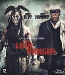 Lone ranger, (Blu-Ray) BILINGUAL /CAST: JOHNNY DEPP, ARMIE HAMMER MOVIE, Blu-Ray