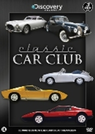 Classic car club, (DVD) PAL/REGION 2 DOCUMENTARY, DVDNL