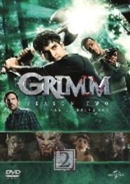 GRIMM: SEASON 2 BILINGUAL /CAST: DAVID GIUNTOLI, RUSSELL HORNSBY TV SERIES, DVD