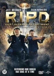 R.I.P.D. Rest In Peace Department, (DVD) PAL/REGION 2-BILINGUAL // W/ RYAN REYNOLDS,JEFF BRIDGES Lenkov, Peter M., DVDNL