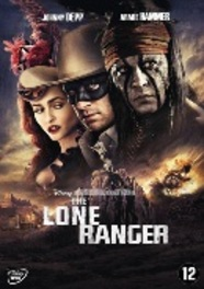 Lone ranger, (DVD) BILINGUAL /CAST: JOHNNY DEPP, ARMIE HAMMER MOVIE, DVD