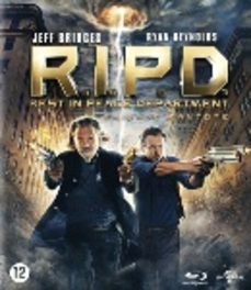 R.I.P.D. Rest In Peace Department, (Blu-Ray) BILINGUAL // W/ RYAN REYNOLDS, JEFF BRIDGES MOVIE, BLURAY