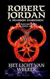 Het licht van weleer Het Rad des Tijds, Sanderson, Brandon, Hardcover