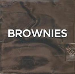 Brownies kookboekje magneetsluiting Carla Bardi, Hardcover