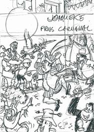 JOMMEKE 268. PRINS CARNAVAL JOMMEKE, Nys, Jef, Paperback