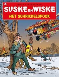 Het schrikkelspook SUSKE EN WISKE, Vandersteen, Willy, Paperback