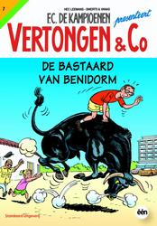 VERTONGEN & CO 07. DE BASTAARD VAN BENIDORM
