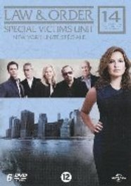 Law & order C.I. - Seizoen 10, (DVD) PAL/REGION 2-BILINGUAL TV SERIES, DVDNL