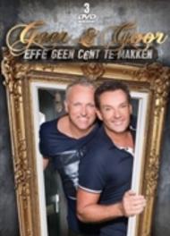 Geer & Goor - Effe Geen Cent Te Makken (DVD)