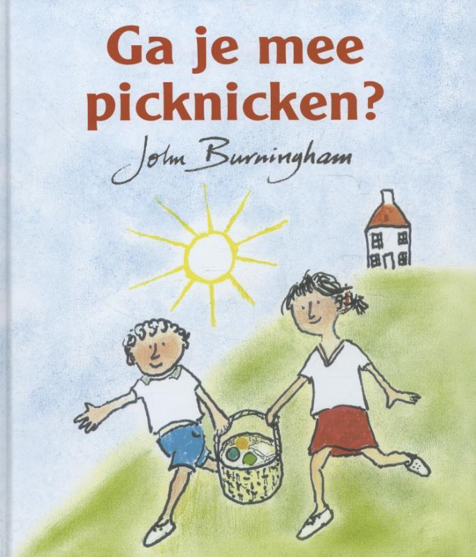 Ga je mee picknicken? Burningham, John, Hardcover