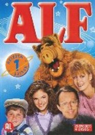 ALF SEASON 1 BILINGUAL /CAST: PAUL FUSCO, MAX WRIGHT TV SERIES, DVDNL