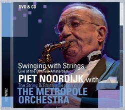 SWINGING WITH STRINGS (DVD+CD)