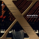 WORKS WITH PIANO, XENAKIS,...