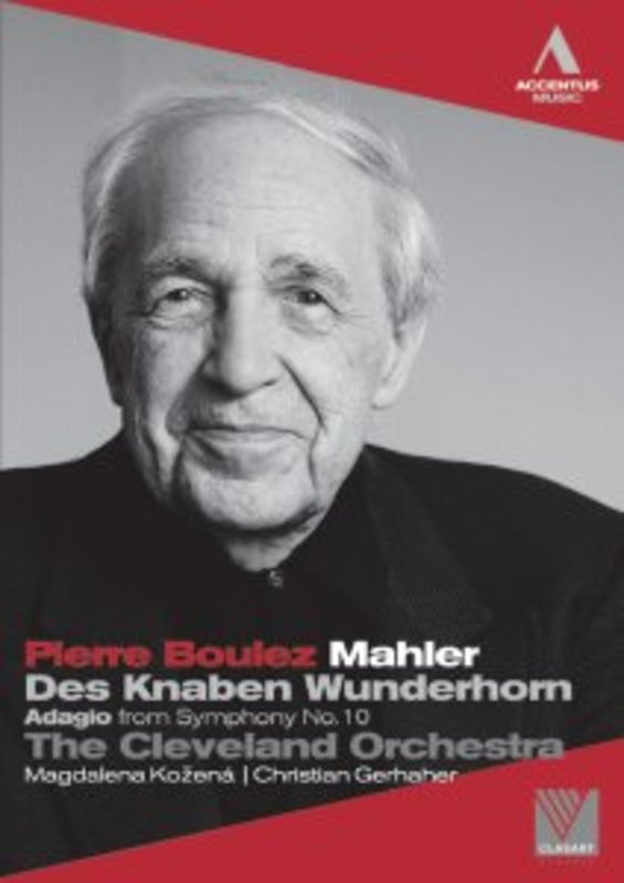 Cleveland Orchestra - Pierre Boulez Conducts Mahler