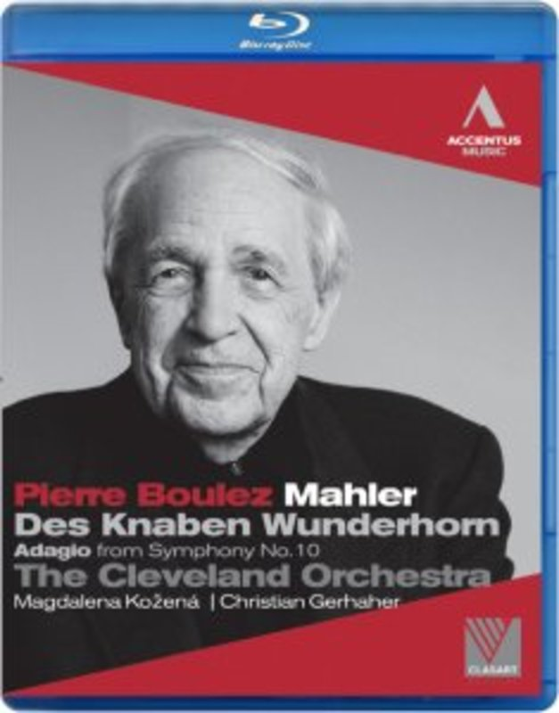 Cleveland Orchestra - Pierre Boulez Conducts Mahler