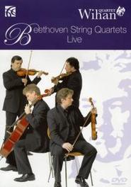 Beethoven: String Quartets Live