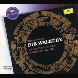 DIE WALKURE VICKERS/JANOWITZ/CRESPIN/KARAJAN Audio CD, R. WAGNER, CD