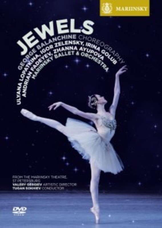 Mariinsky Ballet - Jewels