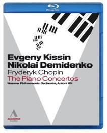 Kissin/Dimidenko - Piano Concertos Nos. 1 & 2