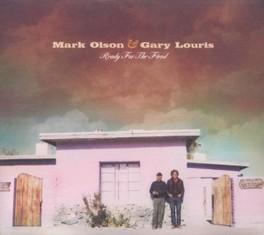 READY FOR THE FLOOD OLSON, MARK & GARY LOURIS, CD