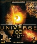 Our universe (3D), (Blu-Ray)
