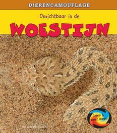 Onzichtbaar in de woestijn Lees & Weet Meer, Underwood, Deborah, Hardcover