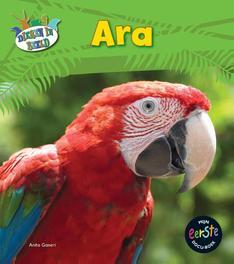 Ara Mijn eerste docuboek, Ganeri, Anita, Hardcover