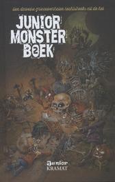 Junior monsterboek: 2 tien duivelse griezelverhalen uit de hel, Verheyen, Ronald, Paperback