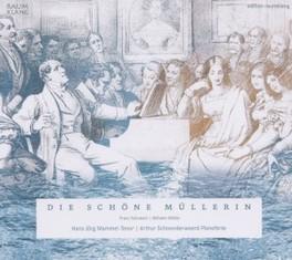 DIE SCHONE MULLERIN MAMMEL/SCHOONDERWOERD SCHUBERT/MULLER, CD