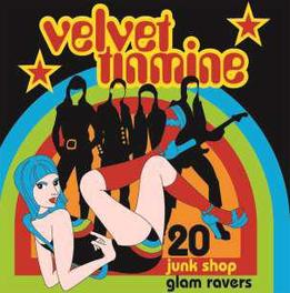 VELVET TINMINE 20 JUNKSHOP GLAM RAVERS Audio CD, V/A, CD