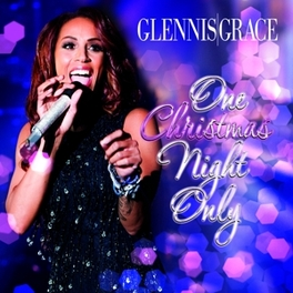 Glennis Grace - One Christmas Night Only (cd)