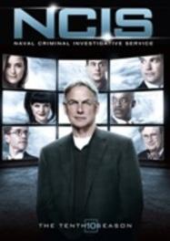 NCIS - Seizoen 10, (DVD) BILINGUAL /CAST: MARK HARMON, PAULEY PERRETTE TV SERIES, DVDNL