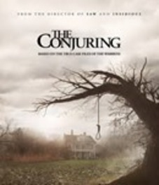 CONJURING BILINGUAL // W/ PATRICK WILSON, VERA FARMIGA MOVIE, BLURAY