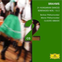 SERENADES NO.1 & 2 BERLINER & WIENER PHILHARMONIKER/BERNARD HAITINK Audio CD, J. BRAHMS, CD