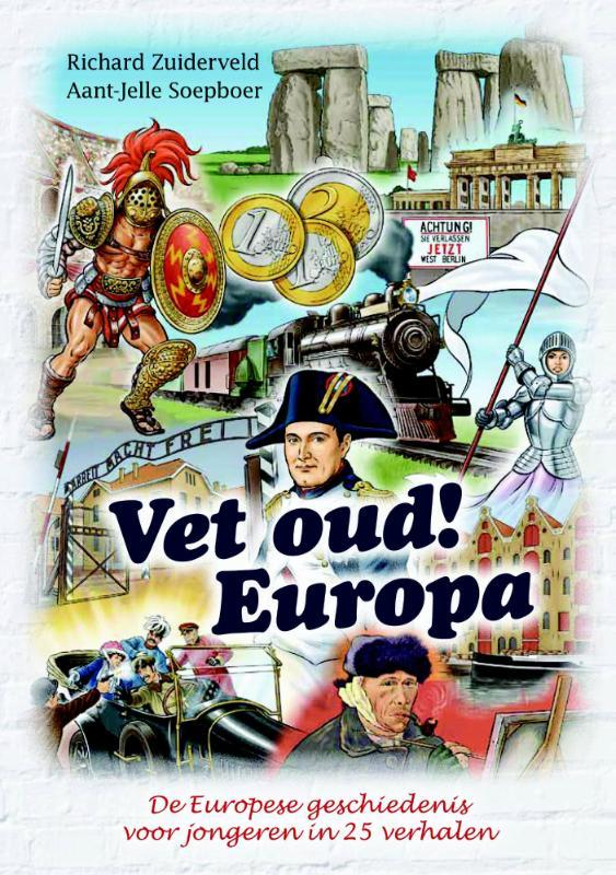 Vet oud! Europa