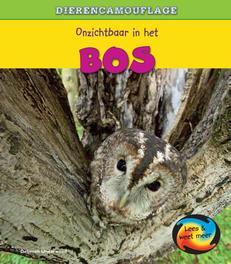 Onzichtbaar in het bos Lees & Weet Meer, Underwood, Deborah, Hardcover