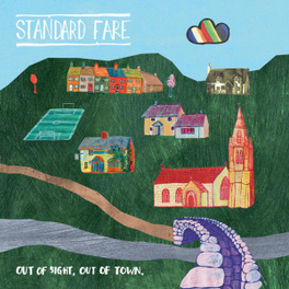 OUT OF SIGHT, OUT OF TOWN STANDARD FARE, Vinyl LP