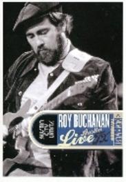 Roy Buchanan - Live From Austin TX, (DVD) ROY BUCHANAN, DVDNL