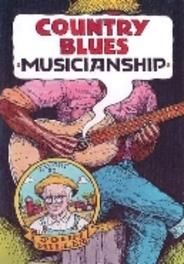 COUNTRY BLUES.. .. MUSICIANSHIP TAUGHT BY JOHN MILLER, DVDNL
