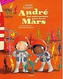 Andre het astronautje gaat...