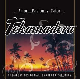 AMOR PASION Y CALOR TOKAMADERA, CD