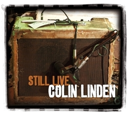 STILL LIVE COLIN LINDEN, CD
