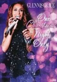 ONE CHRISTMAS NIGHT ONLY GLENNIS GRACE, DVDNL